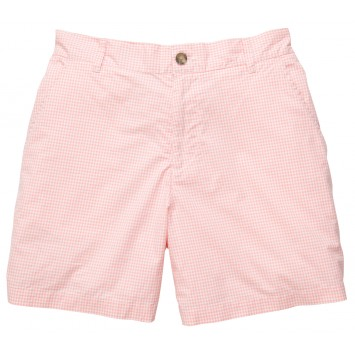 Gingham Short: Spike the Punch